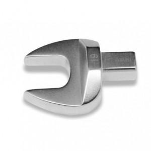 Głowica z kluczem płaskim z zabierakiem prostokątnym 14x18mm Beta 643/14X18 19mm