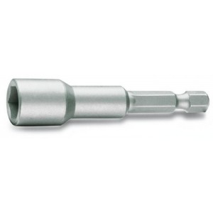 """Końcówka wkrętakowa z nasadką sześciokątną zabierak 1/4"""" magnetyczna Beta 862F 5,5mm"""