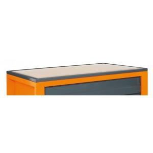 Blat roboczy drewniany do stołu warsztatowego 3000/c30s 1240x740x26mm Beta 3000S/PLM