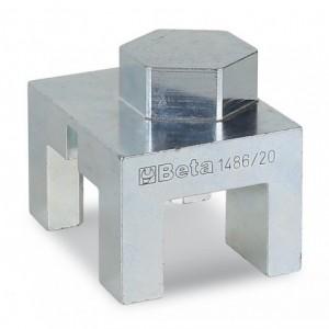 Klucz do zaworów zbiorników cng do samochodów opel Beta 1486/30