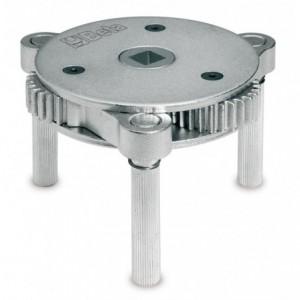 """Klucz samonastawny do filtrów oleju z gniazdem 3/8"""" i 1/2"""" Beta 1493/S 80-115mm"""