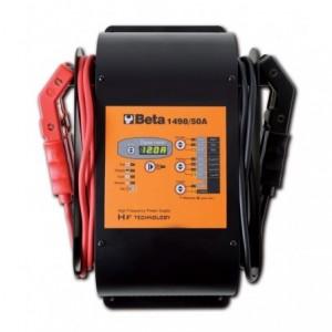 Ładowarka akumulatora wielofunkcyjna 5-500ah 12v/50a Beta 1498/50A CE