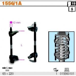Ściskacz śrubowy sprężyn (2 sztuki) Beta 1556/1A 65-320mm