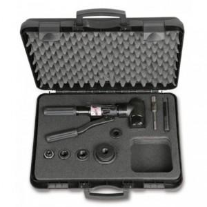 Wycinarka hydrauliczna z wycinakami 5 elementów w pudełku Beta 1640K 22,5-55,5mm