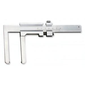Suwmiarka noniuszowa do pomiaru tarcz hamulcowych Beta 1650FD 0-60mm