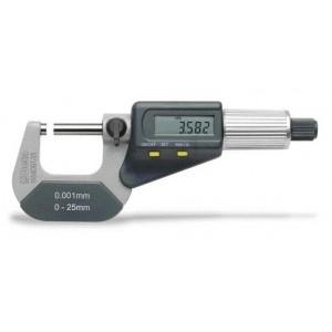 Mikrometr zewnętrzny z odczytem cyfrowym Beta 1658DGT 0-25mm