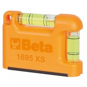 Poziomnica kieszonkowa pryzmowa podstawa magnetyczna Beta 1695XS
