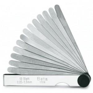 Szczelinomierz metryczny Beta 1708/13 0,05-1,00mm