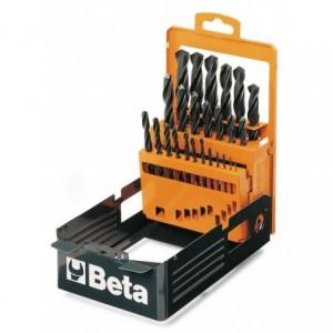 Pudełko metalowe do kompletu wierteł 410/sp19 puste Beta 410/SPV1