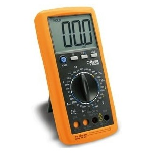 Multimetr cyfrowy z termometrem z akcesoriami Beta 1760B