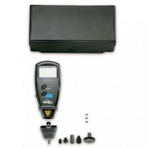 Tachometr elektroniczny do pomiarów kontaktowych i bezkontaktowych z akcesoriami w...