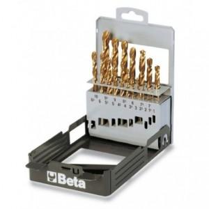 Pudełko metalowe do kompletu wierteł 414/sp25 puste Beta 414/SPV2