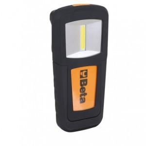 Lampa inspekcyjna led 100/200lm,bezprzewodowa z magnesem wbudowany akumulator li-on z...