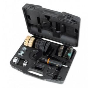 Szlifierka pneumatyczna wielofunkcyjna z 16 akcesoriami w pudełku Beta 1937M