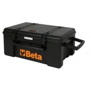 Skrzynia narzędziowa na kółkach jednoczęściowa z polipropylenu pusta Beta 2113/C13...