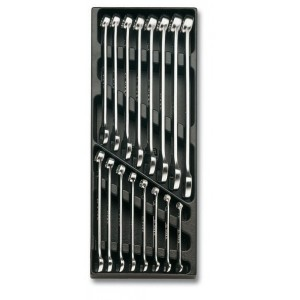 Wkład profilowany twardy z zestawem 16 kluczy 42 6-21mm Beta 2424/T15