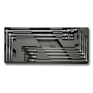 Wkład profilowany twardy z zestawem 8 kluczy 952ftx-953tx Beta 2424/T64