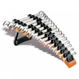 Stojak z tworzywa sztucznego do kompletu kluczy 42/sp15 pusty Beta 42/SPV15