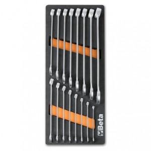 Wkład profilowany miękki z zestawem 16 kluczy 42 6-21mm Beta 2450/M15