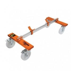 Wózek pomocniczy do transportu uszkodzonych karoserii, maksymalne obciążenie 800kg,...