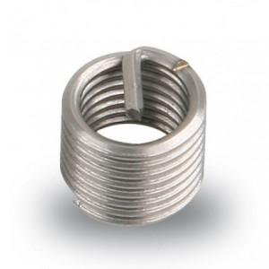 Wkład spiralny do naprawy gwintów wewnętrznych ze stali inox m14x1,25mm wysokość 12,4mm...