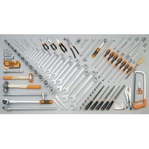 Zestaw 99 narzędzi do obsługi pojazdów Beta 5902MT/AS