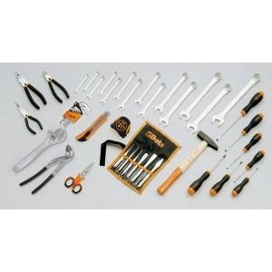 Zestaw 45 narzędzi do ogólnego użytku Beta 5915VU/1
