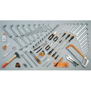 Zestaw 80 narzędzi do ogólnego użytku Beta 5915VU4