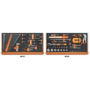 Zestaw 108 narzędzi we wkładach profilowanych miękkich mc do ogólnego użytku Beta 5927VU/M