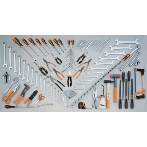 Zestaw 115 narzędzi do użytku w przemyśle Beta 5954VI