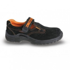 Sandały robocze zamszowe 7216bkk r.45 Beta 7216BKK/45