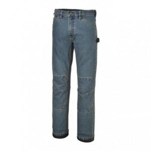 Spodnie z dżinsu ze streczem 7526 xxl Beta 075260056