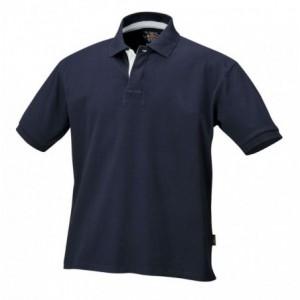 Koszulka polo bawełniana 220 g/m2 kolor granatowy Beta 7546BL rozmiar L