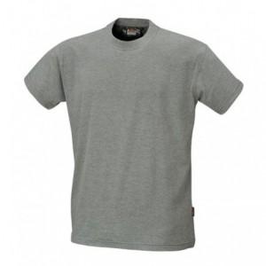 Koszulka t-shirt bawełna szary 7548g xxl Beta 075480105