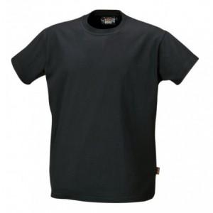 Koszulka t-shirt bawełna czarny 7548n l Beta 075480203