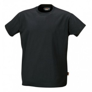 Koszulka t-shirt bawełna czarny 7548n xxl Beta 075480205