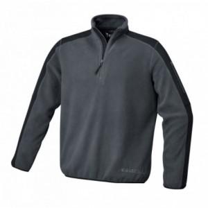 Bluza polarowa grafitowo-czarna 7632g l Beta 076320003