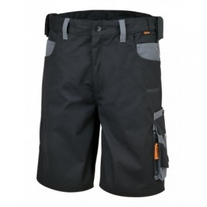 Spodnie robocze krótkie czar-szar.7821 l Beta 078210003