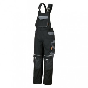 Spodnie robocze na szel.czar-szar.7823 m Beta 078230002