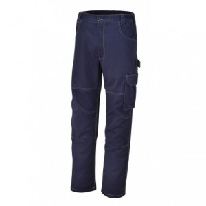Spodnie robocze t/c granat.7840bl xxxl easy Beta 078400106