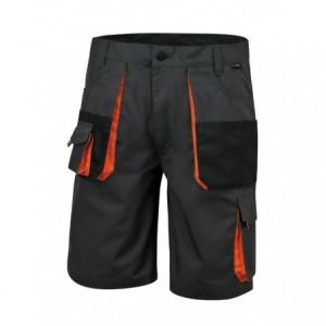 Spodnie robocze krótkie szare 7901e s b.easy Beta 079010901