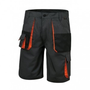 Spodnie robocze krótkie szare 7901e l b.easy Beta 079010903