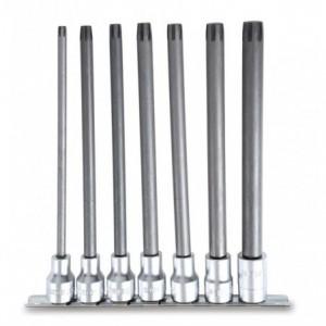 Komplet nasadek 920es 7xl-16xlmm 7 sztuk na szynie metalowej Beta 920ES/XL-SB7