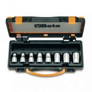 Komplet nasadek 920ftx e10-e24 8 sztuk w pudełku metalowym Beta 920FTX/C8