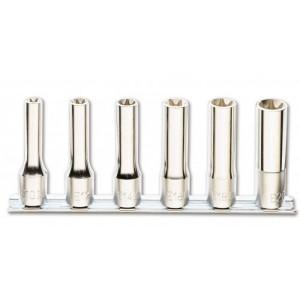Komplet nasadek 920ftx e10-e20 6 sztuk na szynie metalowej Beta 920FTX/LSB6