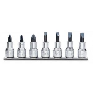 Komplet nasadek 920lp 1,2x6,5-1,2x8-1,8x9-2x12 i 920ph ph2-ph3-ph4 7 sztuk na szynie...