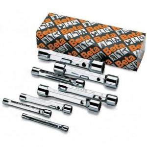 Komplet kluczy rurowych dwustronnych 930 6-32mm 13 sztuk w kartonie Beta 930/S13