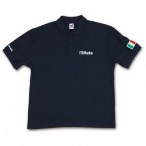 Koszulka polo bawełniana granatowa xxl Beta 095340055