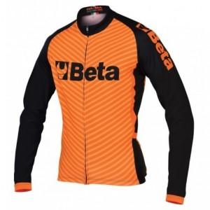 Bluza kolarska z dł.rękaw.9542g m Beta 095420013