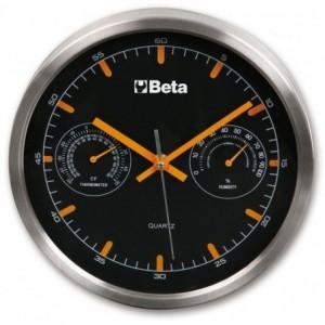 Zegar z termometrem i higrometrem Beta 095940051